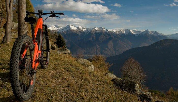 noleggio bici pedalata assistita