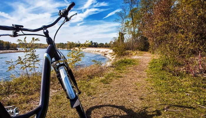 noleggio bici parco del ticino