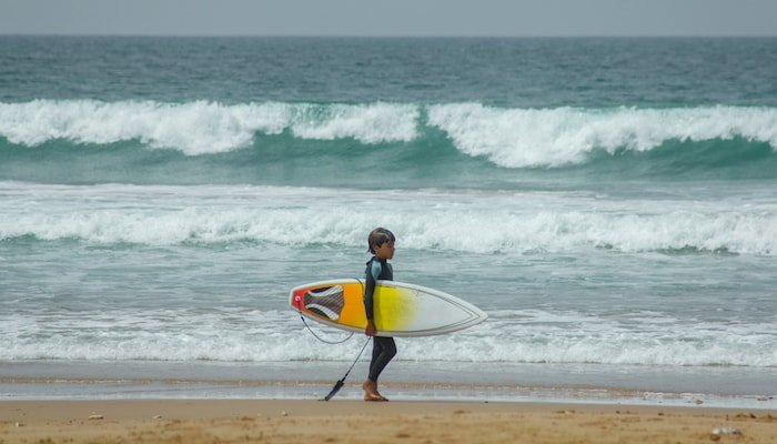 surf camp agadir