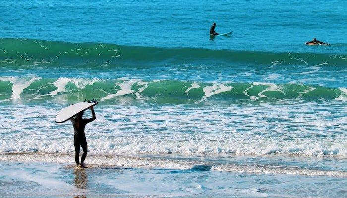 migliori surf camp europa