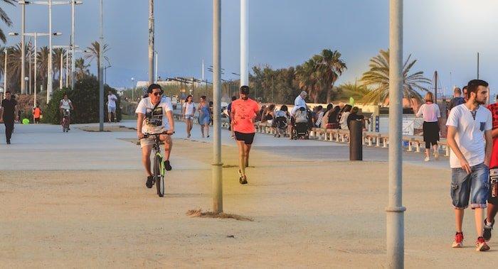 noleggio bici barcellona