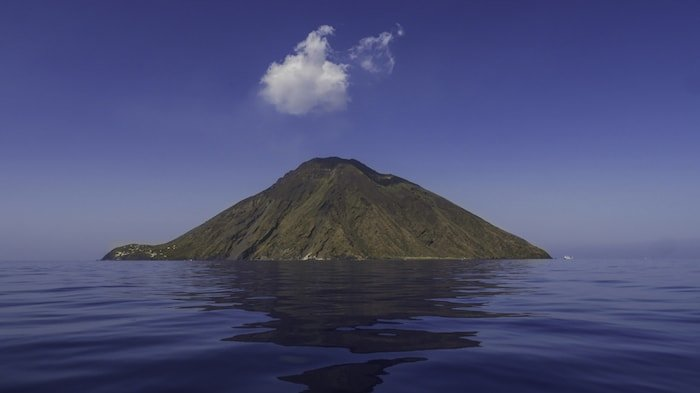 diving isole eolie
