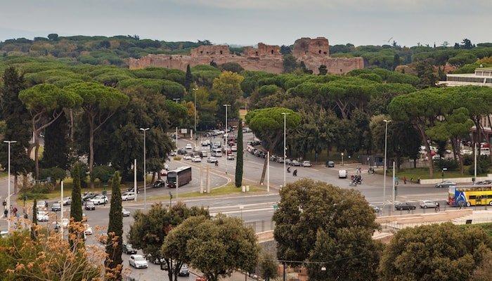 noleggio bici roma termini