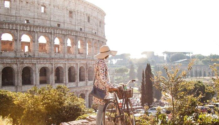 noleggio bici elettriche roma
