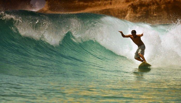 surf camp lombok