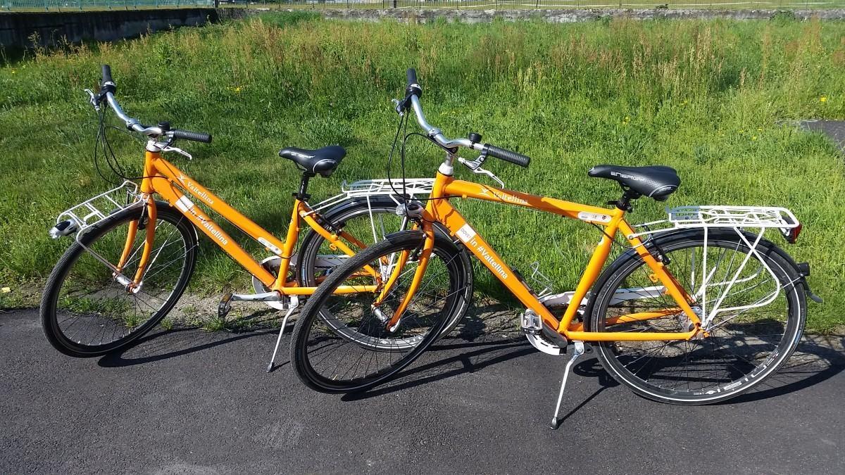 """City bike muscolari 28"""""""