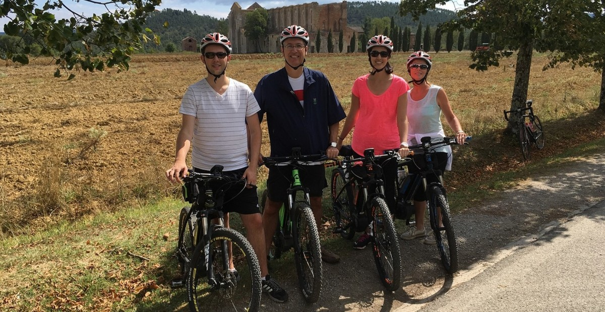 San Galgano Bike Tour