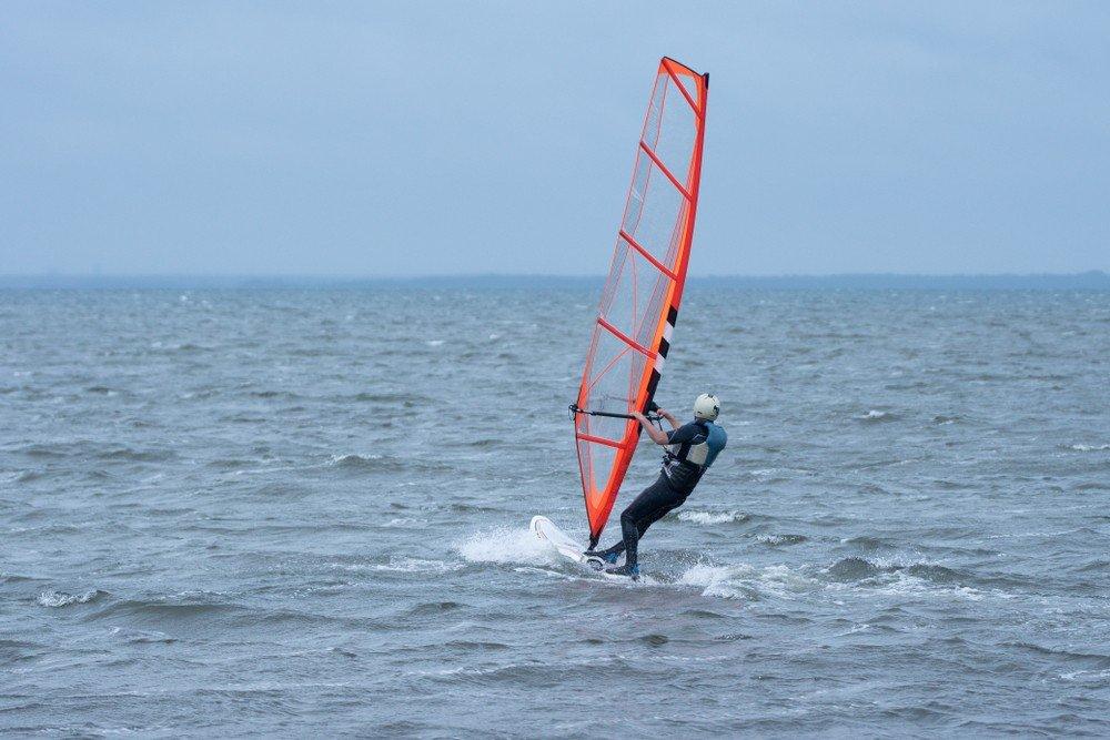 Intermediate Windsurfing Course