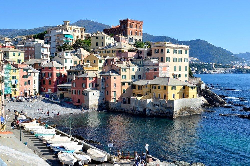 Sup Excursion - Santa chiara and Boccadasse