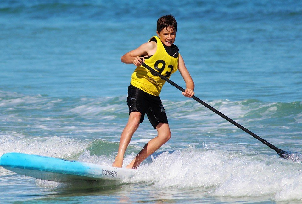 Junior SUP Course
