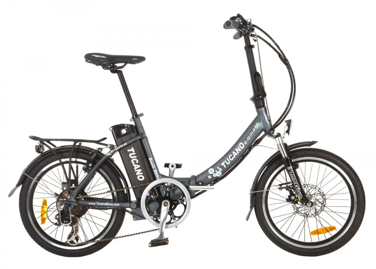 "Foldable electric Bike RENTAL - 24"""
