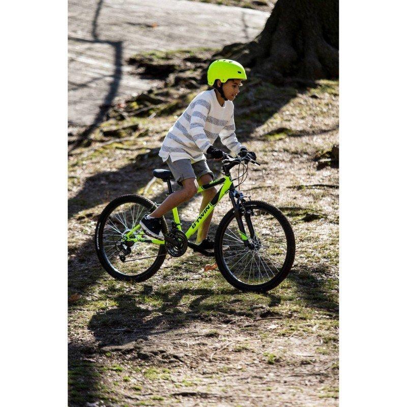 "Child Mountain bike BTWIN 500 24"""