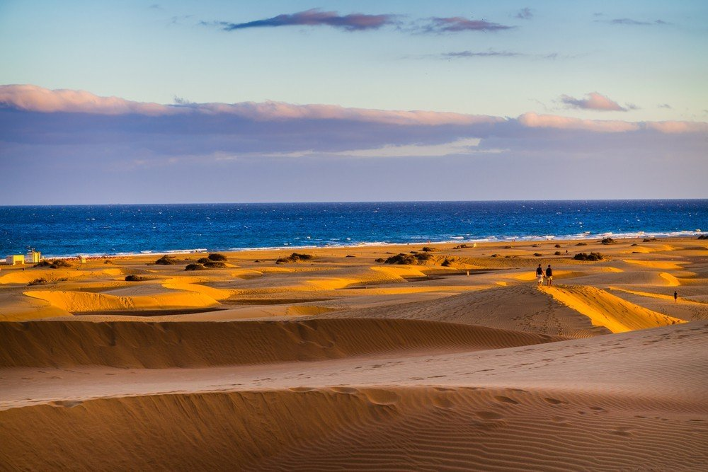 Maspalomas City Guided Tour - 3 hour with Vintage Bike