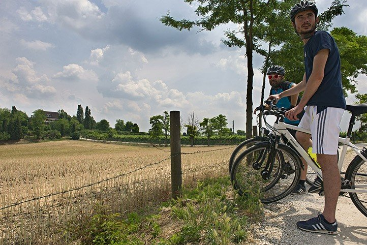 Bike Tour the Lands of Custoza