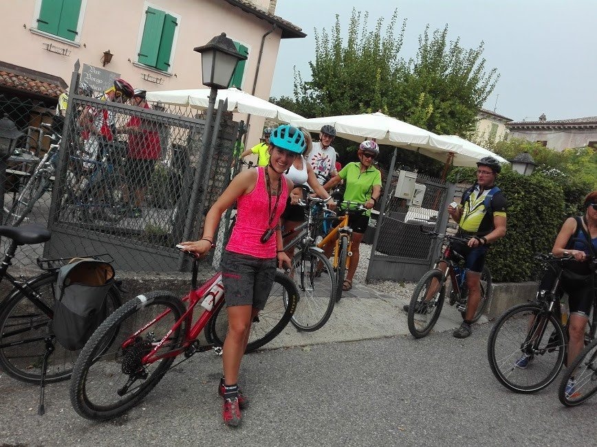 Bike Tour - The Hills of Garda Lake