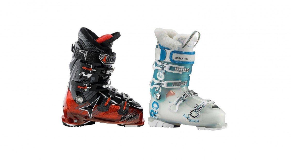 Ski Boots Advanced