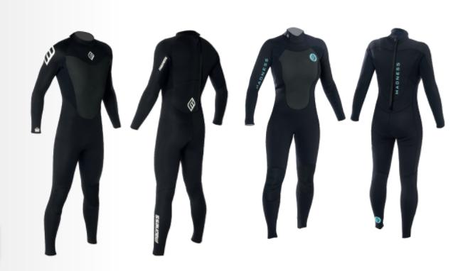 Men and Women Surf Wetsuite