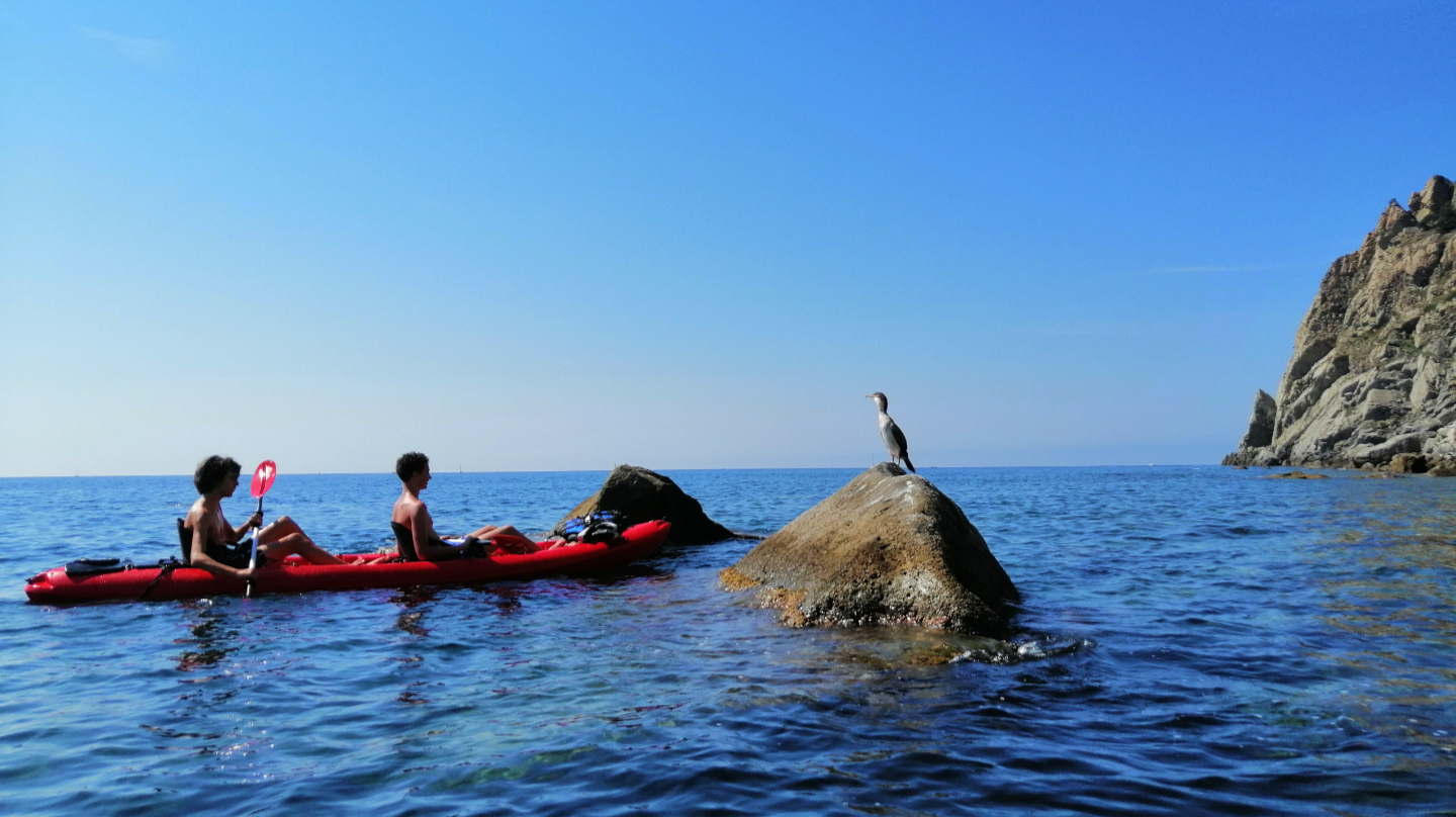 Kayak Tour in the Cinque Terre