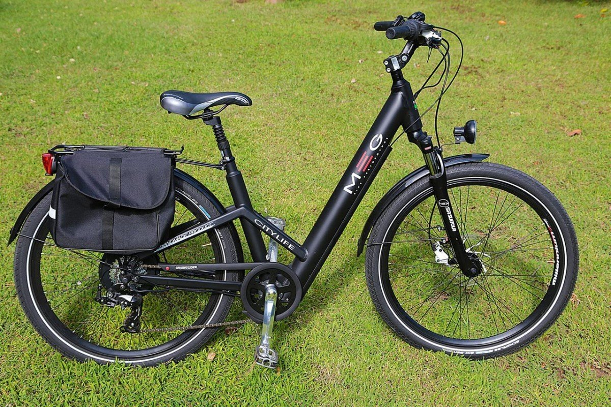 """ebike donna Citylife 26"""" (motore posteriore)"""