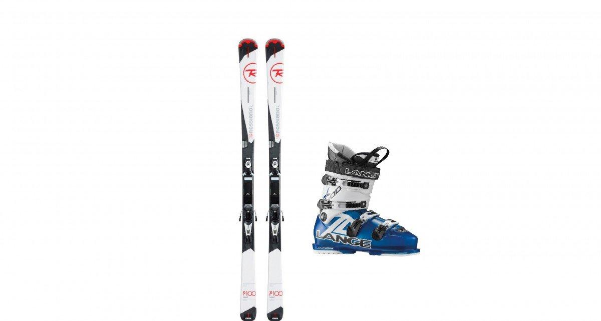 Ski Set Adult