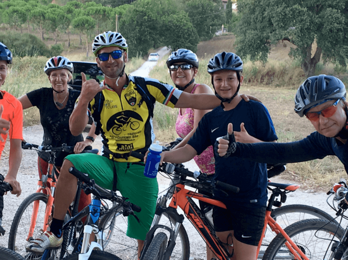 Bike Tour Per Famiglie in City Bike o MTB