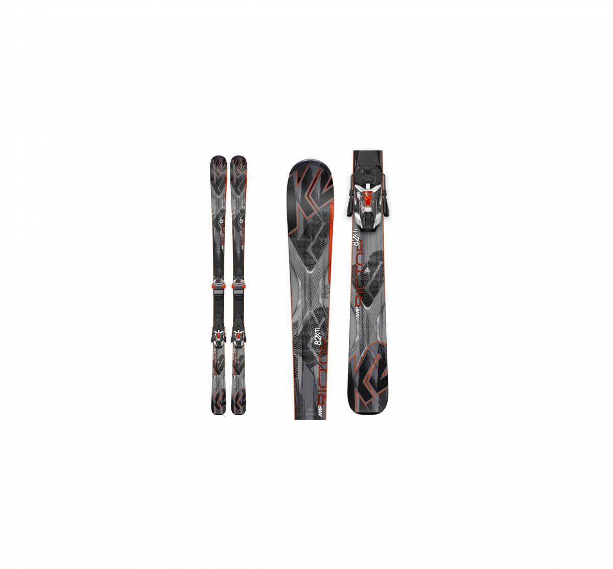 Ski K2 Rictor 82 XTI