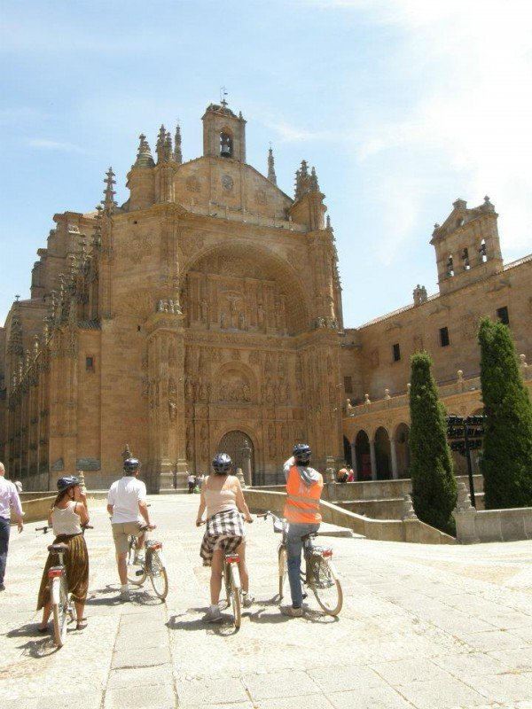 Bike Tour Salamanca