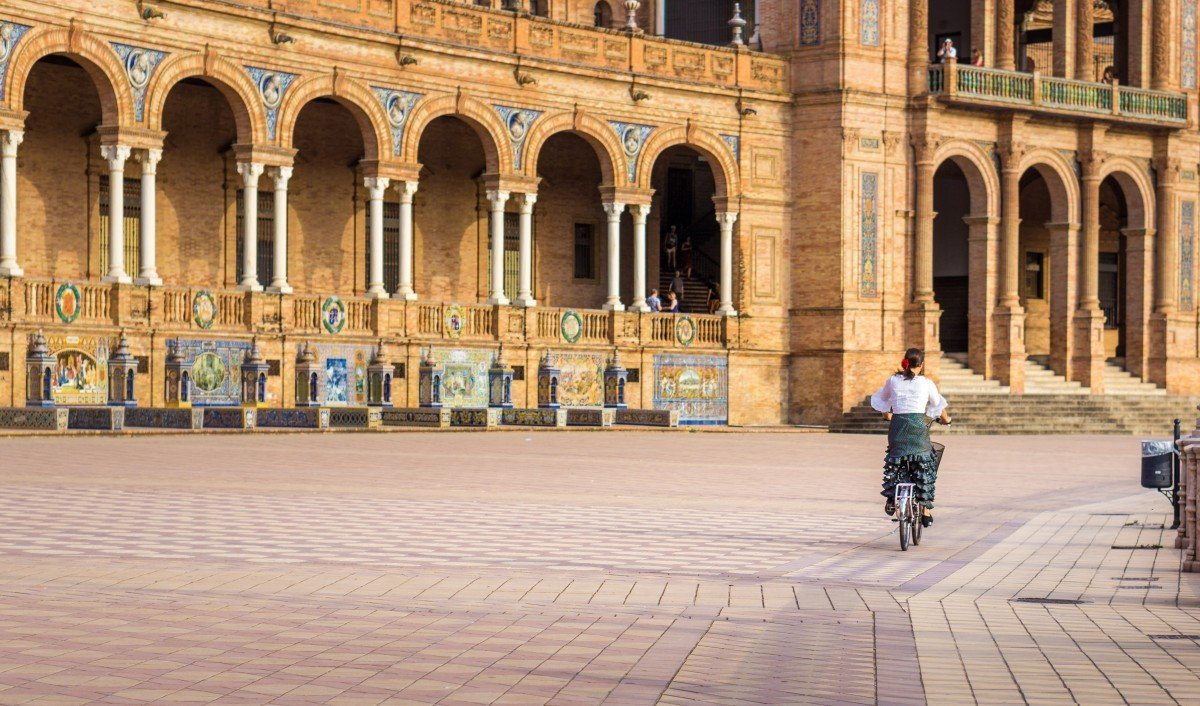Sevilla Monumental Bike Tour