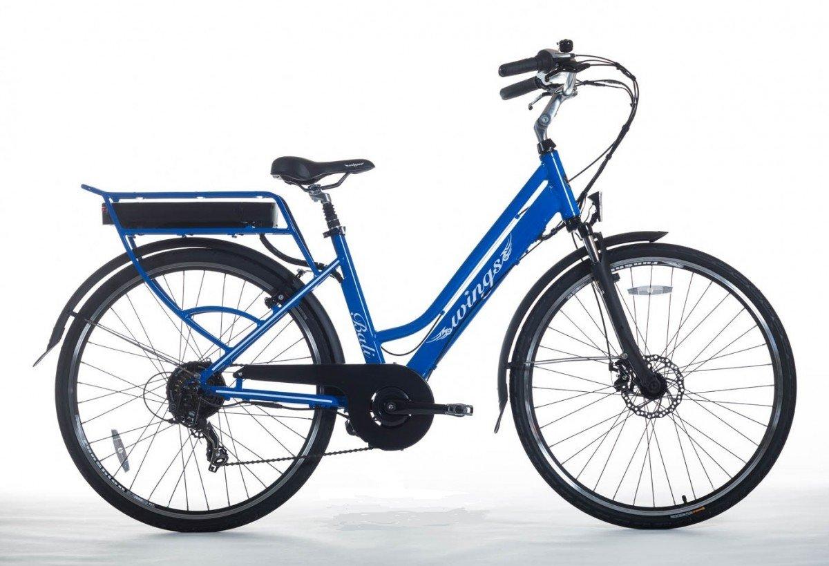 "Bici Elettrica Wings ""Bali"""