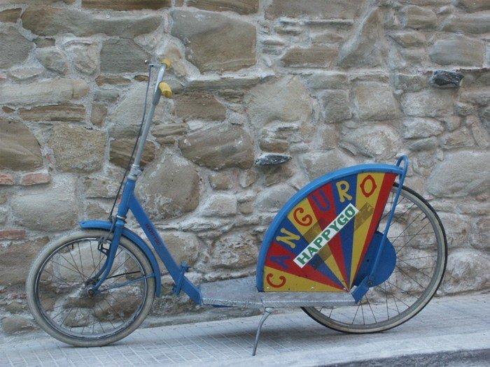 Bike Kangaroo