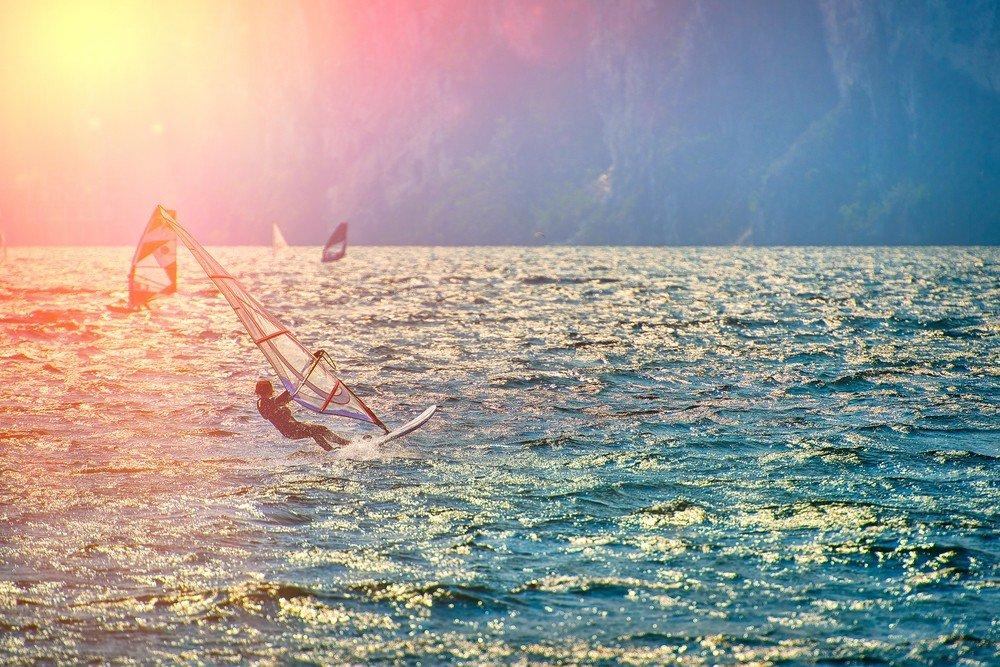 Windsurf Course (4 Lessons)