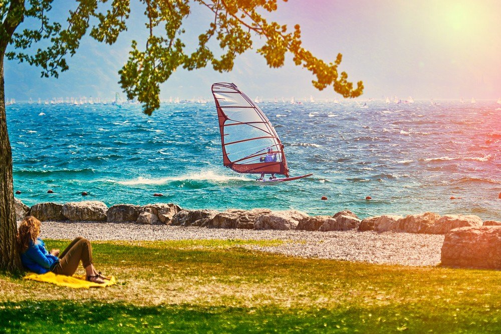 Windsurf Course (5 Lessons)