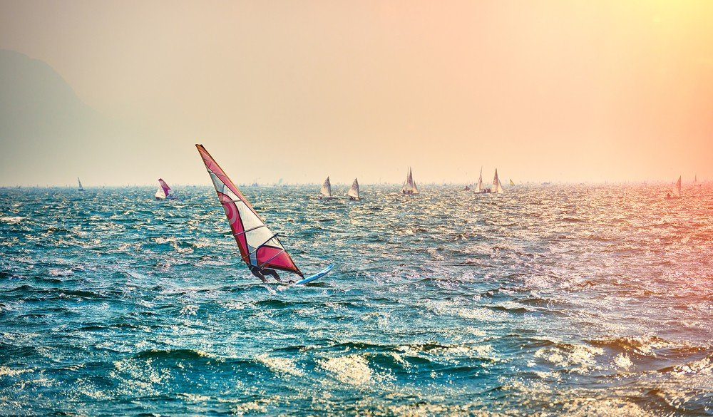 Windsurf Private Lesson (1 hour)