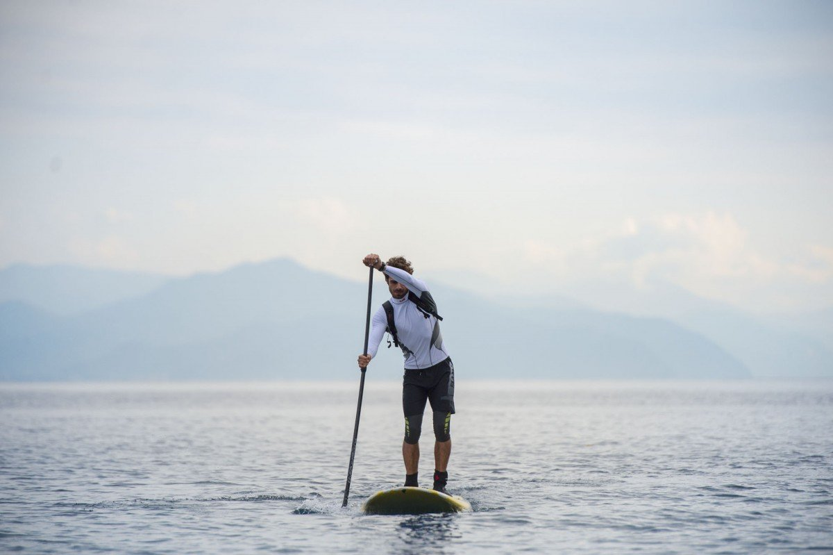 SUP Adventure in Portofino