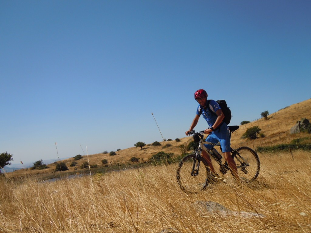 Cycling in the heart of Sicily