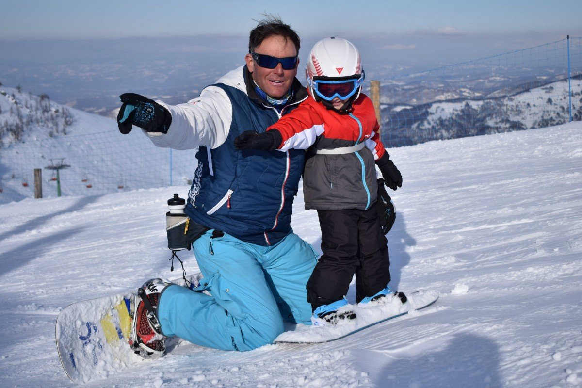 Lezioni Collettive di Snowboard (12h)