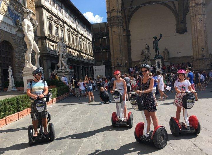 Segway Tour in Florence