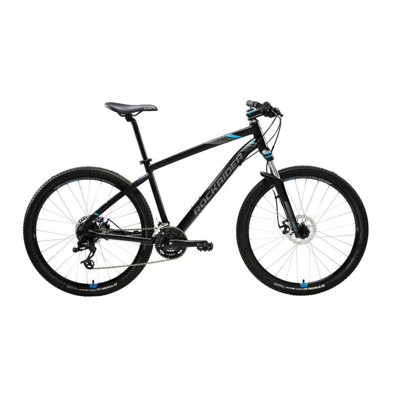 MOUNTAIN BIKE MTB ROCKRIDER 520 - SIZE M UNISEX