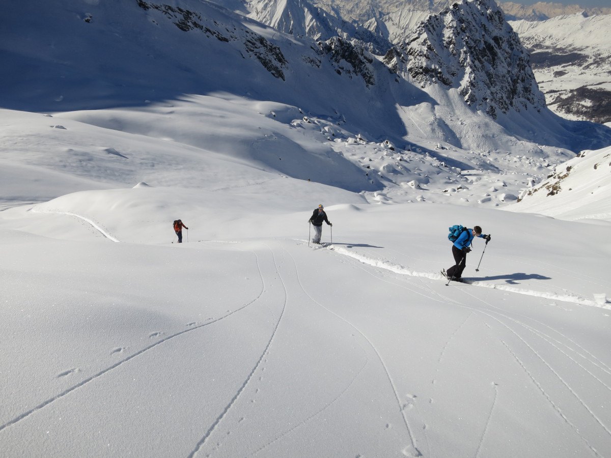 Ski Mountaineering Course (Beginner)