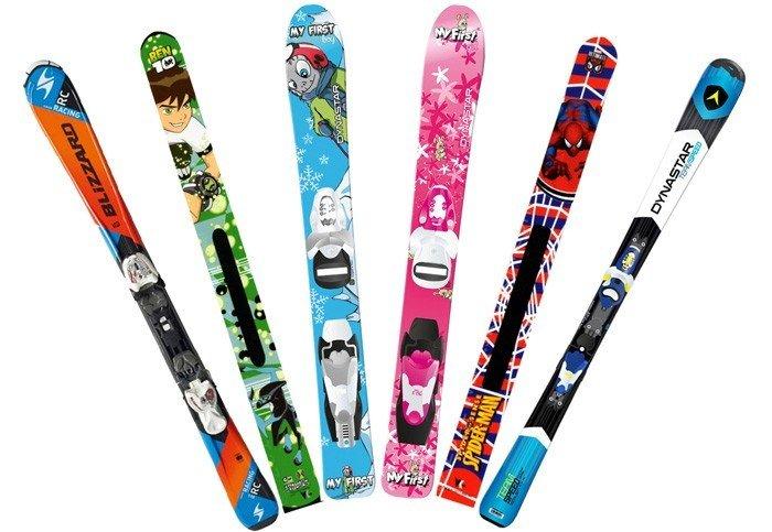 Ski Junior line