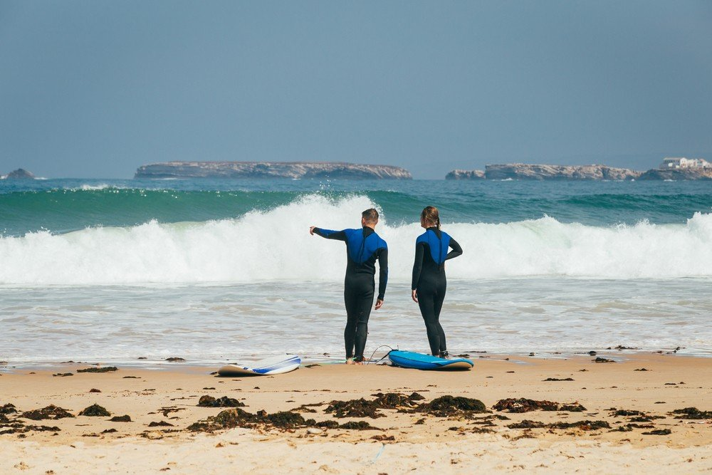 Corso Surf Base (3 Lezioni)