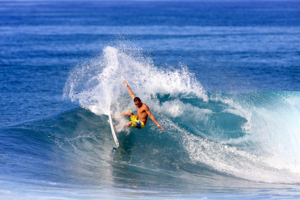 Lezione Surf Avanzata Individuale