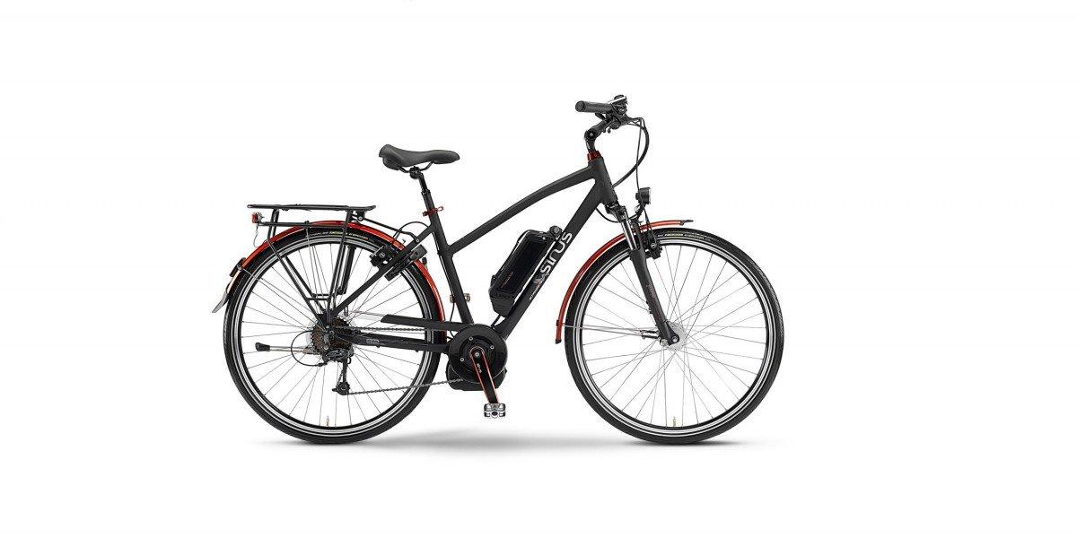 Eletric bike (Explore-E+1 STA, Synus)