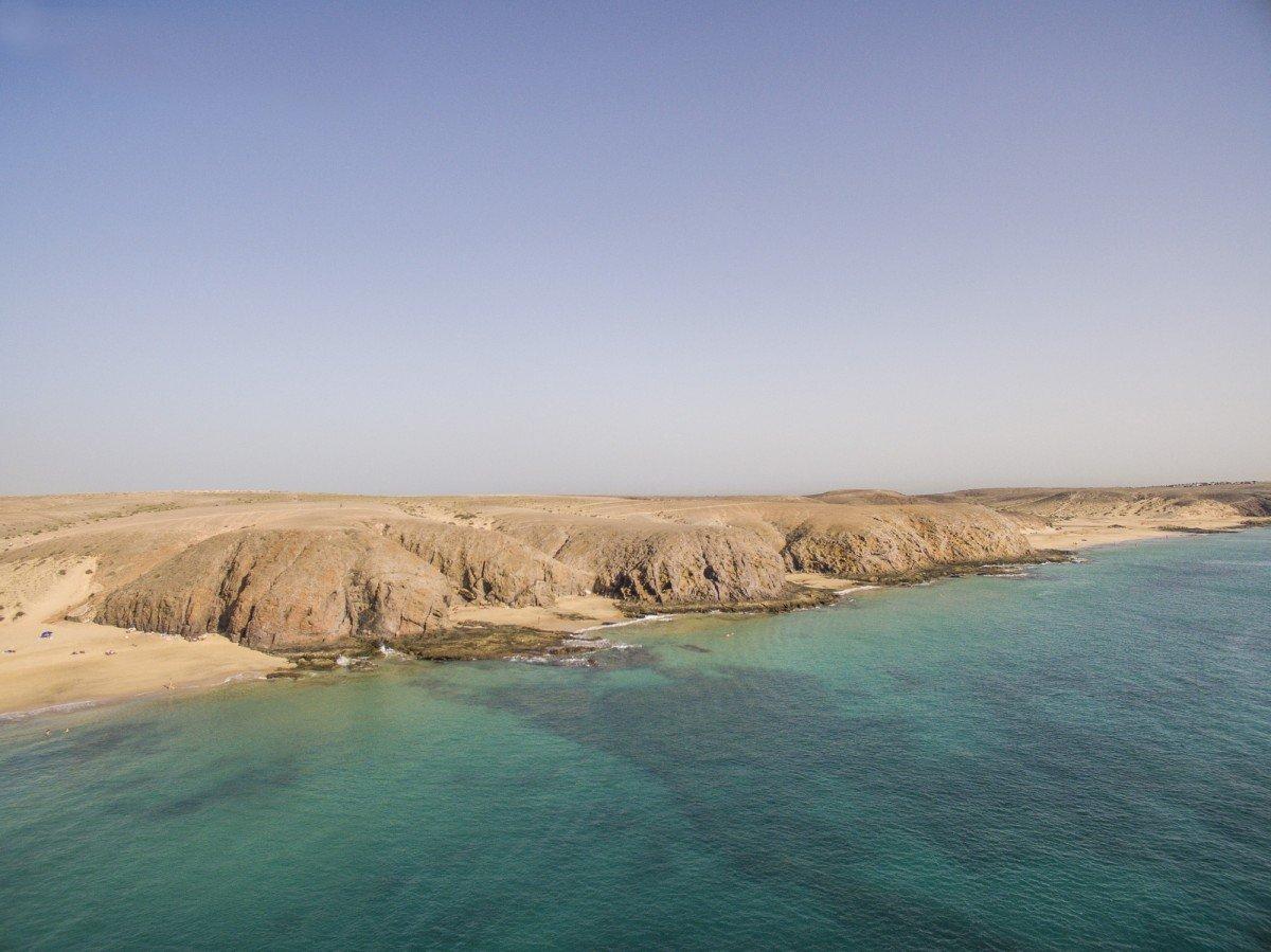 Sup excursions Lanzarote