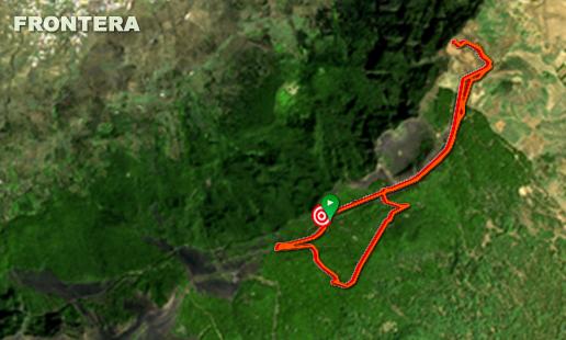 Bike Tour La Llanía - Fireba - Observatorio - La Llanía