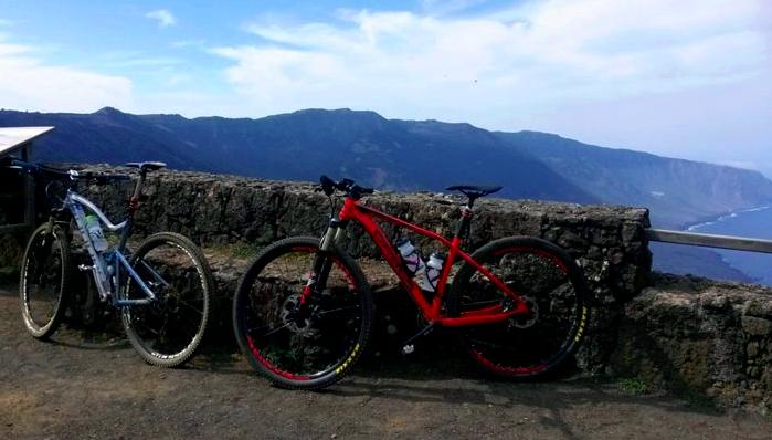 Bike Tour San Andrés - La Llanía - San Andrés