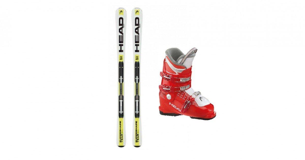 Ski + Boots Junior