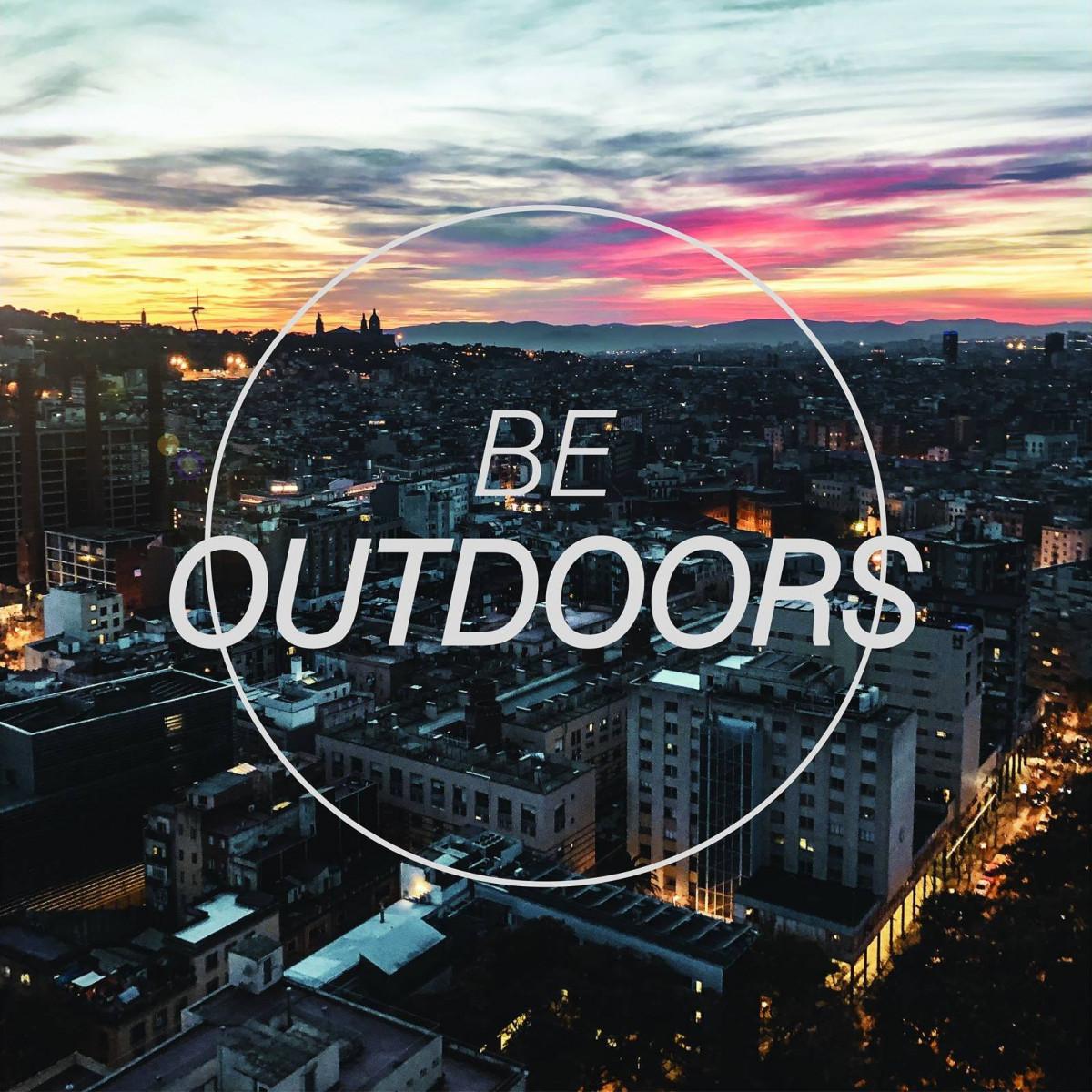Be Outdoors Barcelona di Giulio Morano