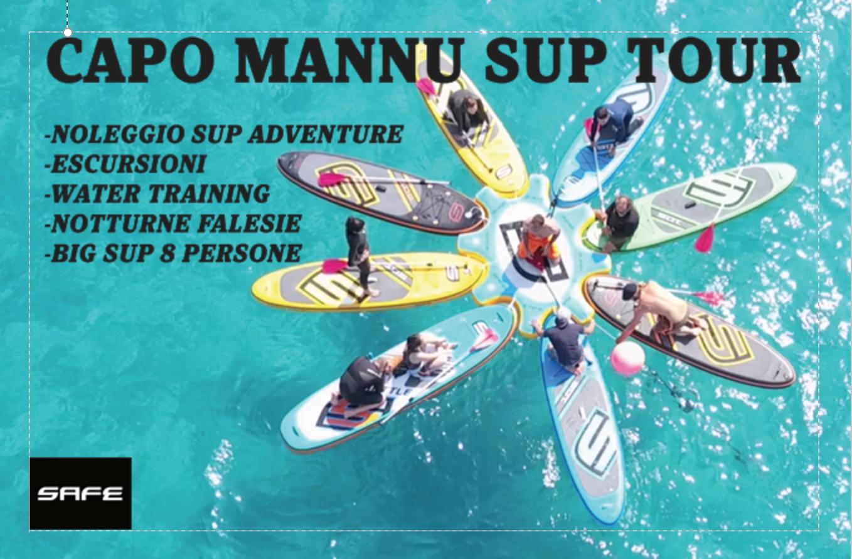 CAPO MANNU SUP TOUR