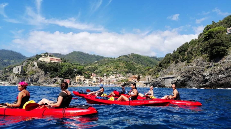 carnassa cinque terre kayak tour picture 5